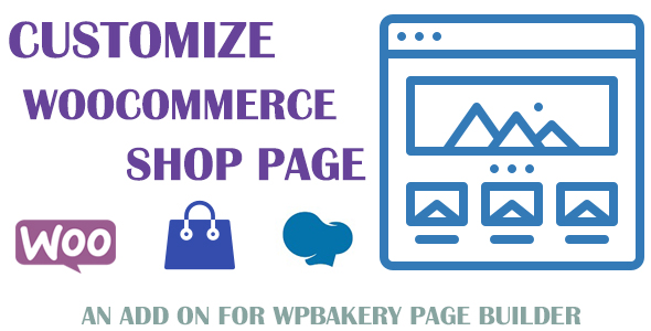 Customize Shop Page for WPBakery Page Builder