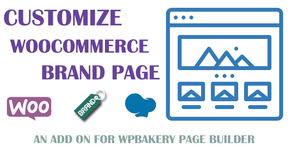 Customize Product Brand for WPBakery Page Builder