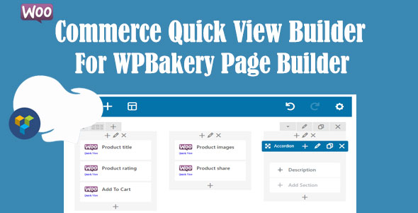 WooCommerce Quick View Builder for WPBakery Page Builder (formerly Visual Composer)