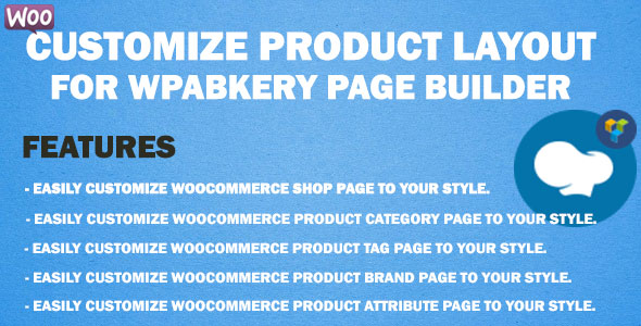 WooCommerce Customize Product Layout For WPBakery Page Builder
