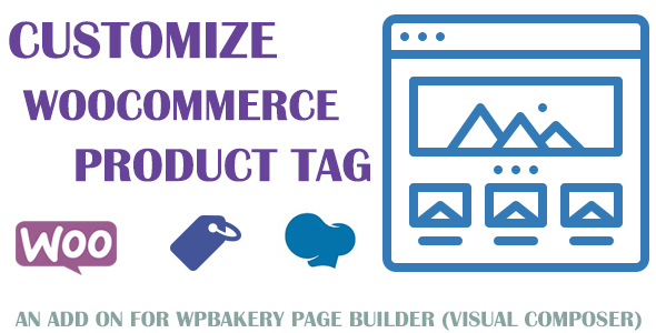 Customize Product Tag for WPBakery Page Builder (Visual Composer)